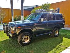 Toyota Land Cruiser 1989 4x4 Clasica