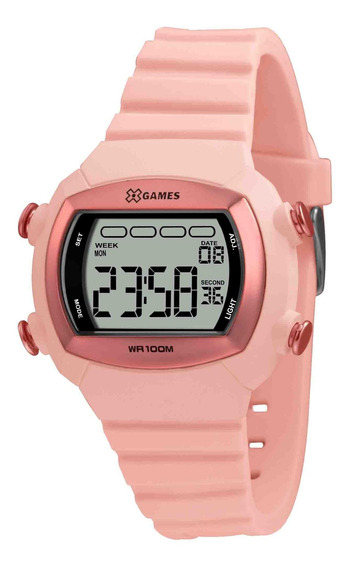 Relógio Feminino X Games Xlppd049 Bxrx - Refinado