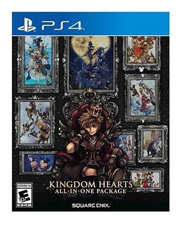 Kingdom Hearts All-in-one Package - Ps4