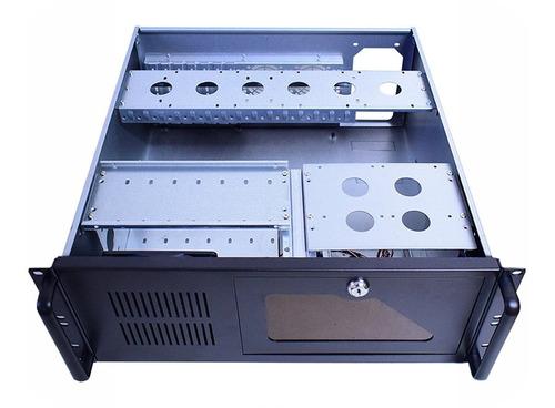Gabinete K-mex Servidor Rack 4u Cr-s445 S/ Fonte