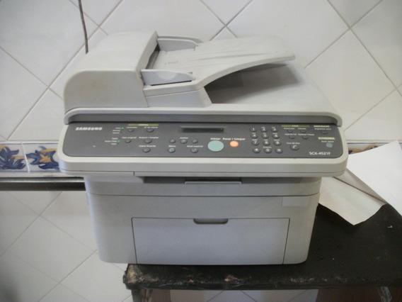 Impressora Multifuncional Scx 4521f Funcionando 166 Vendidos