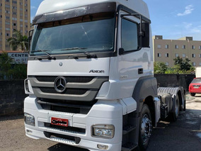 Mb Axor 2544 2014 Automatico 230 Mil Km N Scania Volvo 440