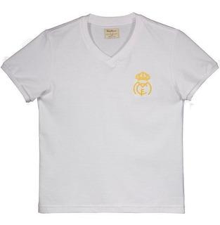 Camisa Real Madrid Retrô 1960 Juvenil