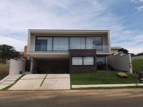 Casa Residencial À Venda, Condomínio Reserva Do Itamaracá, Valinhos. - Ca2017