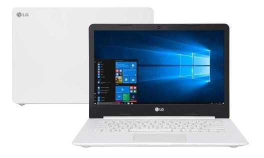 Notebook Lg Ultra Slim 14u380-l.bj36p1 500gb Windows 10