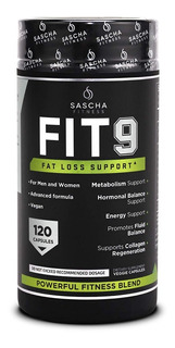Sascha Fitness Fit 9 (original)