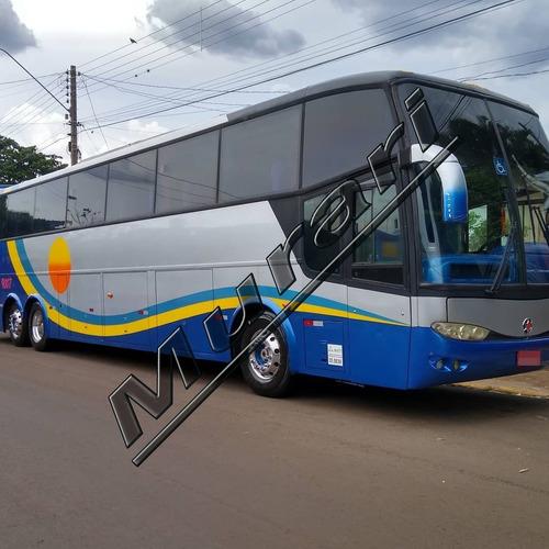 Imagem 1 de 11 de Paradiso Hd 1200 Trucado Scania K124 Ano 2000 Tr-ref 623