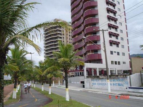 Imagem 1 de 30 de Apartamento Com 3 Dorms, Balneário Flórida, Praia Grande - R$ 650 Mil, Cod: 1940 - V1940