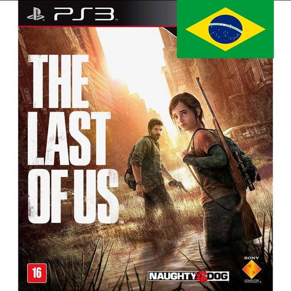 The Last Of Us Ps3 Português Jogo Tiro Ação Digital Promoção