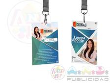 Diseño E Impresión De Credenciales Pvc Identificaciones