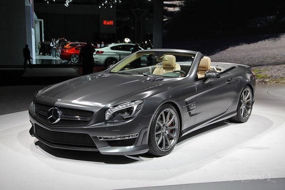 Mercedes Benz Sls Amg Marca Maisto Escala 1/18