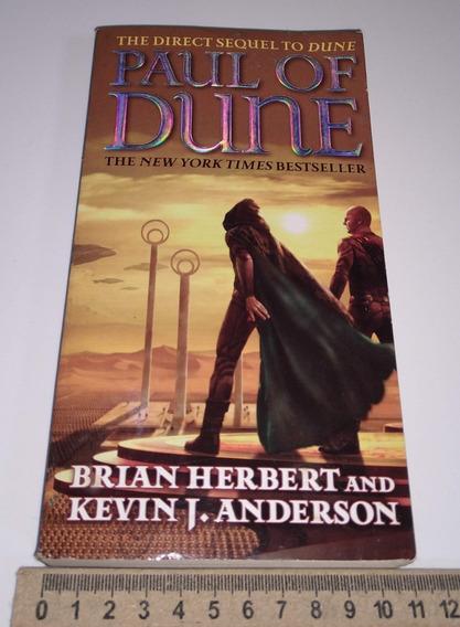 Paul Of Dune - Frank Herbert Autor De Duna Raro