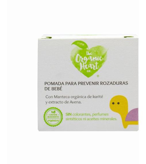 Pomada Para Prevenir Rozaduras The Organic Heart Co 100gr