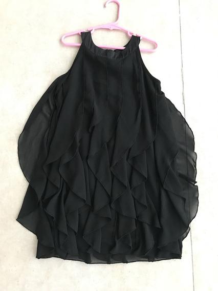 3b. Vestido De Nena Marca Hm Importado 8 9 Años Moderno