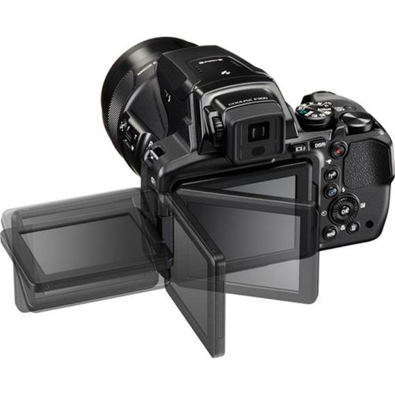 Nikon P900 Zoom 83x, Wi-fi