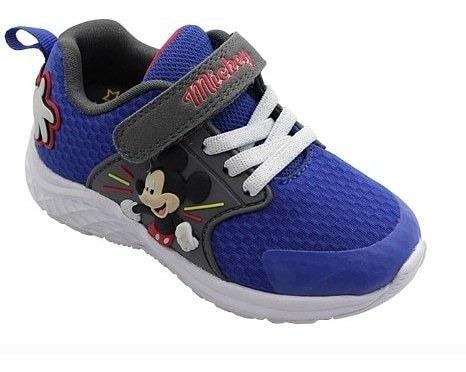 Zapatos De Mickey Mouse Para Niño