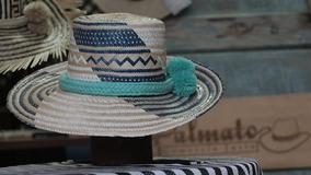 Sombrero Wayuu Azul (51)