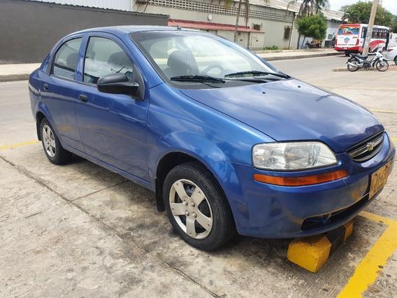 Chevrolet Aveo Aveo Mecanico 2011