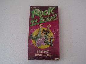 Rock In Brasil - Fita K7 (box Com Encarte E Livreto)