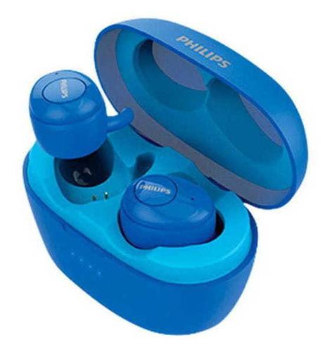 Imagem 1 de 4 de Fone De Ouvido Intra Auricular Wireless Shb2505bl Azul