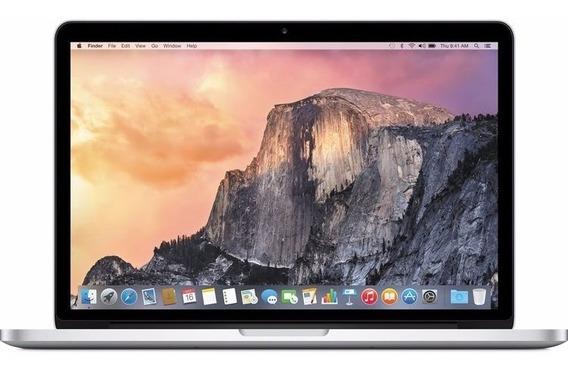 Macbook Pro Retina 13.3 Core I5 2.7ghz 8gb 128gb Mf839 2015