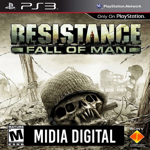 Resistance Fall Of Man - Ps3 Psn*