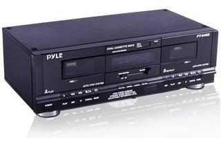 Cassettera Pyle Pt649d En Chile 220v