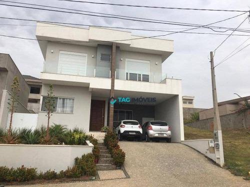 Casa Com 3 Dormitórios À Venda, 270 M² Por R$ 1.445.000,00 - Swiss Park - Campinas/sp - Ca0444