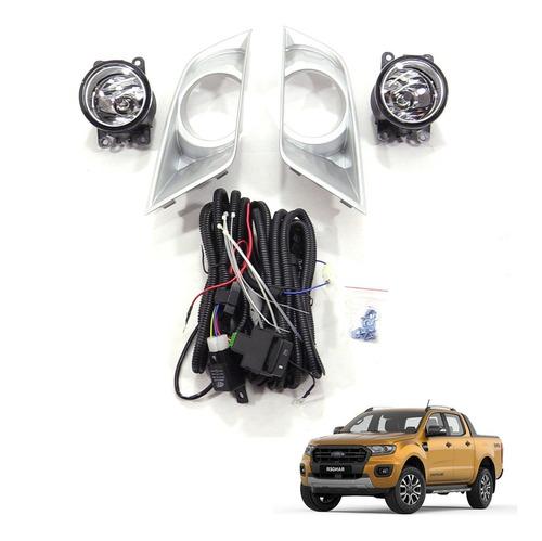 Kit Completo Neblinero Ford  Ranger 2016-2020  Envio Gratis