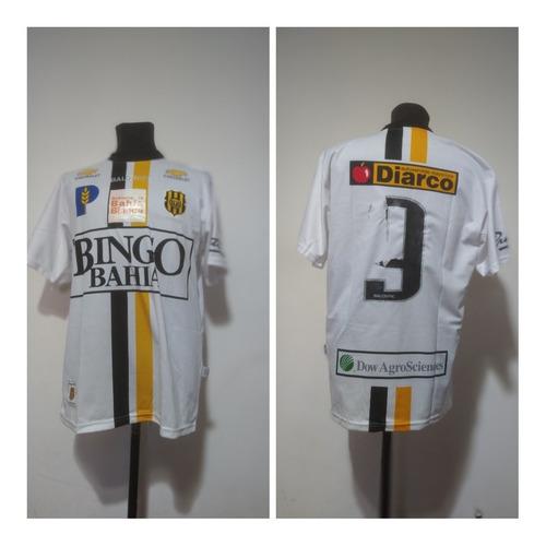 Camiseta Olimpo Bahía Blanca Suplente 2010/11 #9