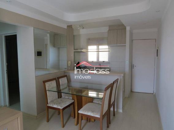 Apartamento À Venda, 55 M² - Vila Omar - Americana/sp - Ap0733