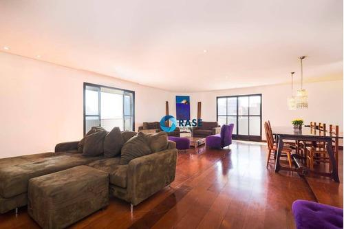 Imagem 1 de 23 de Apartamento Com 4 Dormitórios À Venda, 280 M² Por R$ 1.900.000 - Butantã - São Paulo/sp - Ap11963