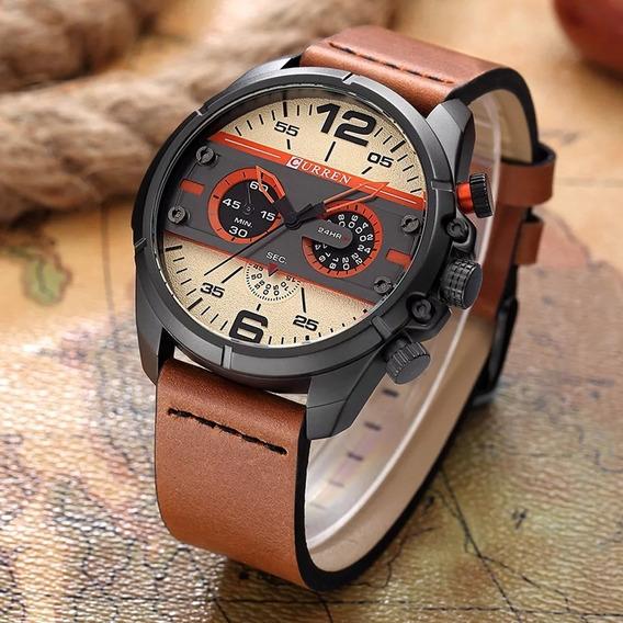Relógio Currem Original - A Prova D