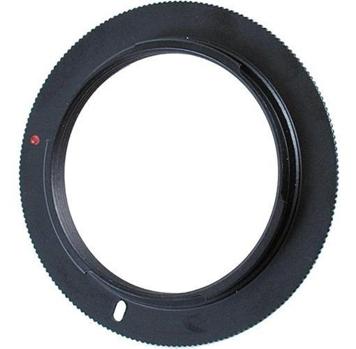 Anel Adaptador De Lente M42 Para Camera Nikon F-mount