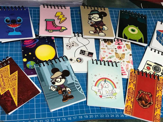 Mini Libreta Cuaderno Personalizado 200 Piezas