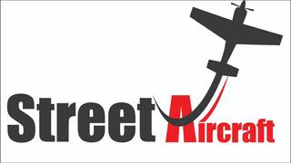 Kit Para Montar Calmato Asa Alta Street Aircraft