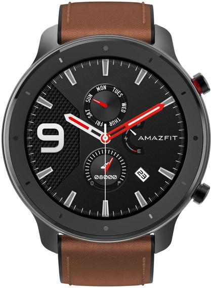 Relógio Amazfit Gtr 47 Mm Aluminium Alloy Original P/entrega