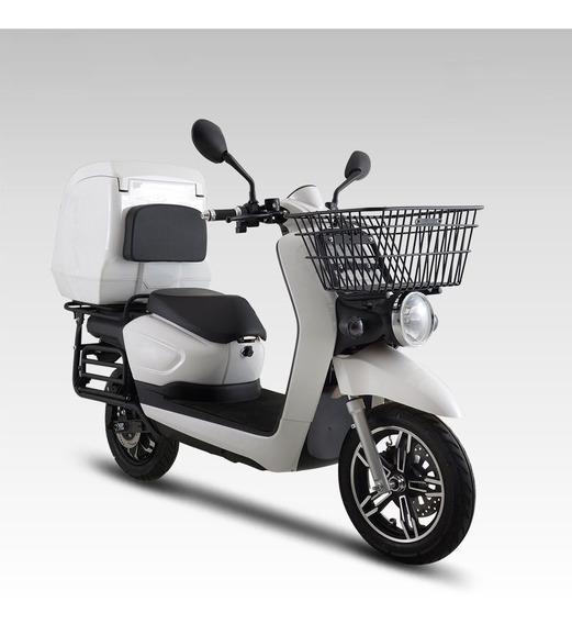 Moto Eléctrica Delivery Cargo