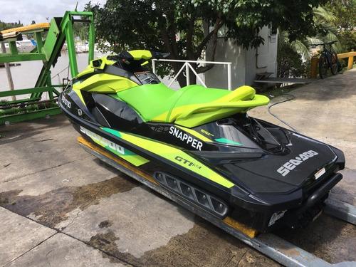 Moto De Agua Seadoo Gti 130se