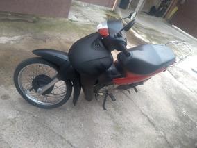 Honda Biz Sucata Leilão