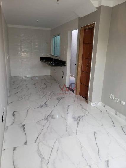 Sobrado Com 2 Dormitórios À Venda, 66 M² Por R$ 280.000 - Vila Ré - São Paulo/sp - So0478