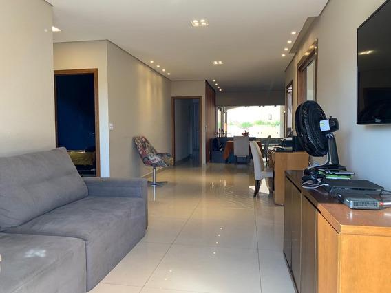 Linda Casa No Bairro Santa Mônica - 2487