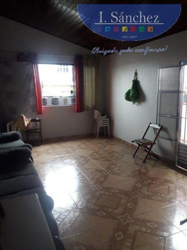 Casa / Sobrado Para Venda Em Itaquaquecetuba, Vila Virgínia, 2 Dormitórios, 2 Banheiros - G180319c_1-869413