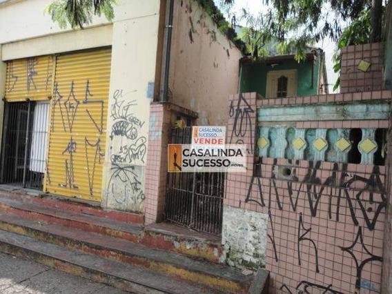 Terreno À Venda, 197 M² Por R$ 350.000 - Vila Esperança - São Paulo/sp - Te0468