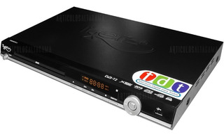 Dvd Con Decodificador Tdt Tigers Con Usb Hdmi Full Hd Mpeg4