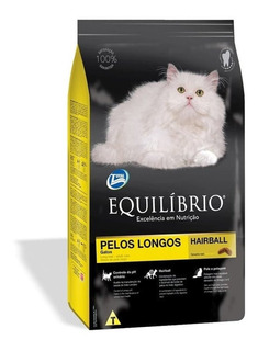 Equilibrio Gato Pelo Largo 1.5 Kg