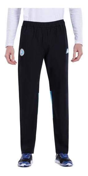 Pantalon Belgrano Wentosy 2018 Negro Hombre Kappa