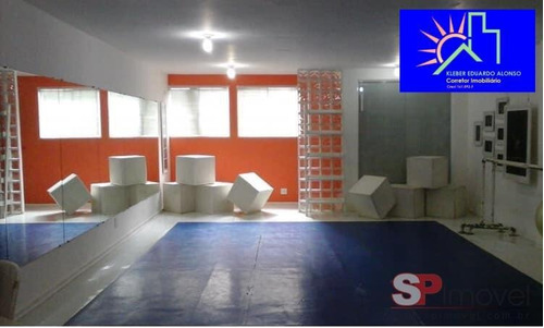 Salão Comercial/stúdio - 2586g