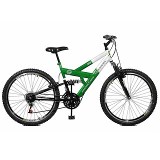 Bicicleta Master Bike Aro 26 Goiás 33 21v Vd/bc