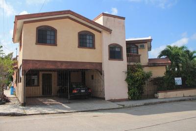 Hermosa Casa 3 Recámaras En Esquina, Col. Manuel R. Diaz,